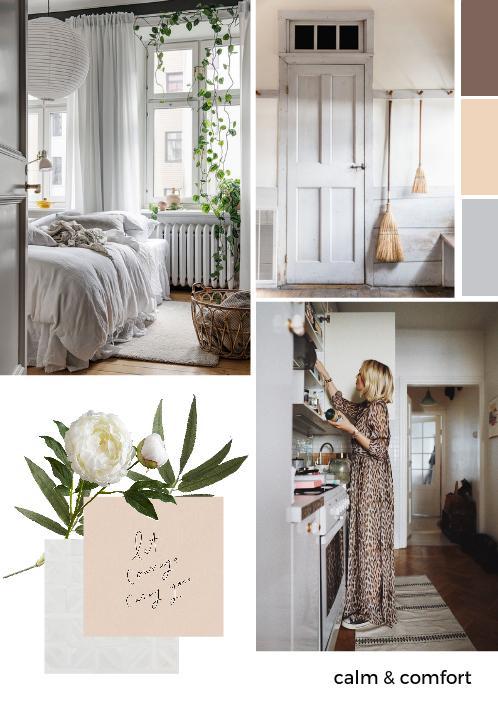 calam and comfort interior trend