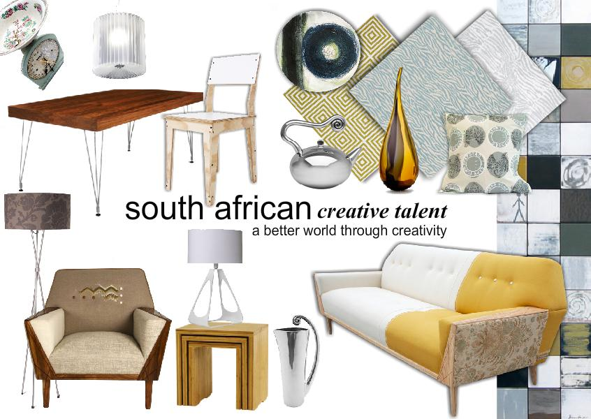 South African Creative Talent