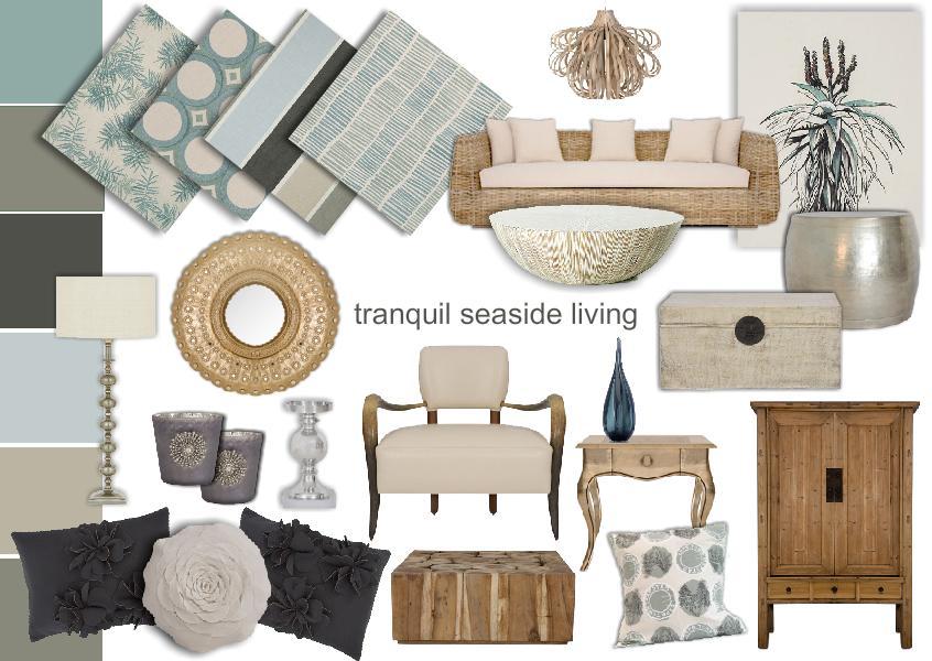 Tranquil Seaside Living
