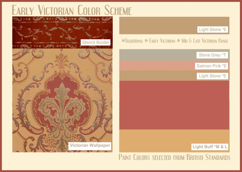 EarlyVictorianColorScheme