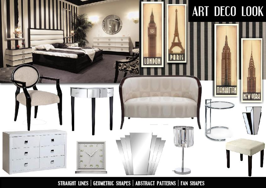 Art Deco Bedroom
