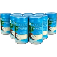 BANABAN Extra Virgin Coconut Oil 10 x 1 litre  - Buy Now
