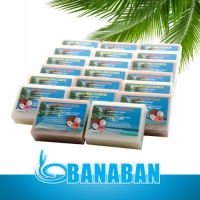 BANABAN Special Bulk Offer - 20 x Mixed Virgin Coconut Oil Soaps - Buy Now