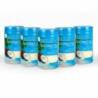 BANABAN Extra Virgin Coconut Oil 5 x 1 litre