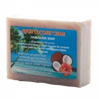 BANABAN Virgin COCONUT CREAM SOAP