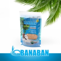 BANABAN Certified Organic Coconut Crunch 700g
