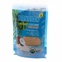 BANABAN Certified Organic Coconut Crunch 300g