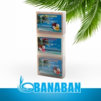 BANABAN Coconut Oil Soap Gift Pack 3 soaps