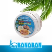 BANABAN Virgin Coconut Oil Tropical Spice Sugar Scrub - 280g