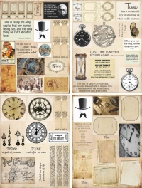 Time Cut & Create Papers