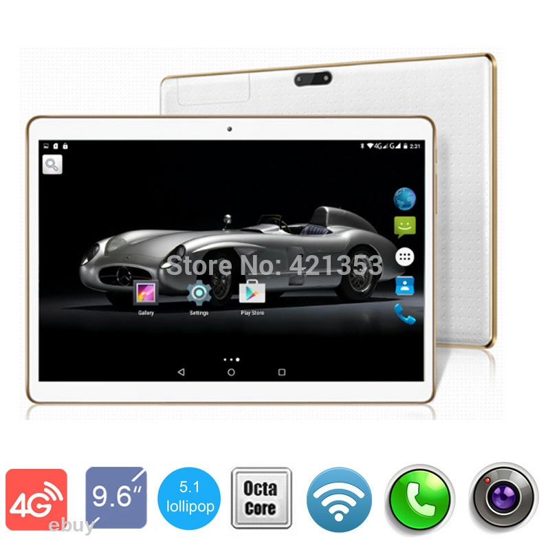Selling: DHL Free 3G Lte Tablet PC 9 6 inch MTK8752 Octa
