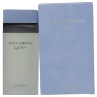 D & G LIGHT BLUE EAU DE TOILETTE SPRAY 6.7 OZ BY DOLCE & GABBANNA