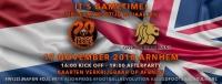 1. Junior Lions | 20yrs Jr Lions | Tickets Jr Lions vs UK