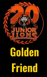 Junior Lions | Golden Friend
