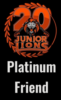 Junior Lions | Platinum Friend