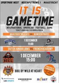 Z. Junior Lions|Tickets Jr Lions vs France