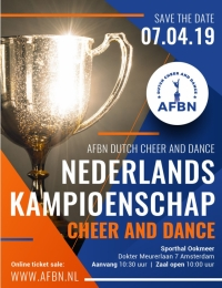 NK Cheerleading 2019   The All Star scholencompetitie