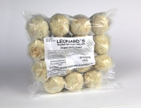 Leonard's Jalapeno Cheese Filled Boudin Balls