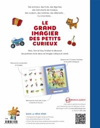 LE GRAND IMAGIER DES PETITS CURIEUX
