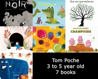 Tom Poche - 3-5 years old