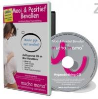 Hypnobirthing CD 'Mooi en positief bevallen' met mini-handboekje
