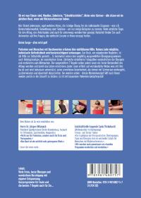 """Buch: Dein Rücken & Du """"7 goldene Regeln für die Rückenrehabilitation"""""""