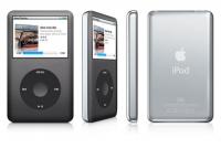 iPod Classic, Black (demo)