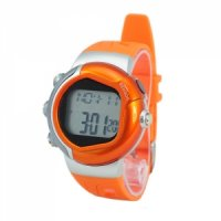New Stylish Sporty Pulse Heart Rate Monitor Calories Counter Watch Fitness Watch