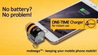 Mobeego Single-Shot Charger