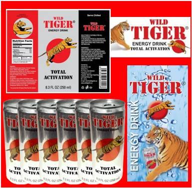 Afghanistan Energy Drink Tiger