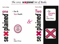 The Sexplained Set - UK ONLY - Publisher's Special Offer - BOTH BOOKS - £25 inclusive of p&p