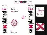 The Sexplained Set - EUROPE and EIRE / Republic of Ireland - The Sexplained Set x1 set - Both Books - £25 + £8.50 = £33.50