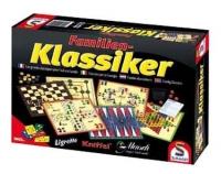 Familie klassieker spellen