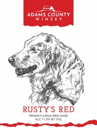 Rusty's Red