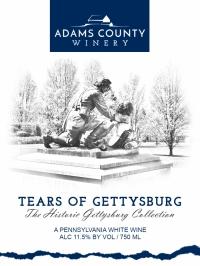 Tears of Gettysburg