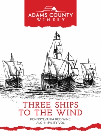 Three Ships to the Wind