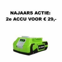 Greenworks 24V Accu bladblazer