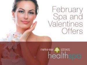 February & Valentines Offer, Farnham Estate Health Spa Co. Cavan