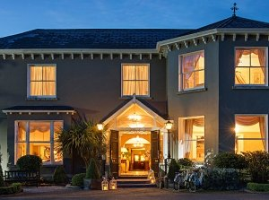 The Vintage Stay Break, R A I N F O R E S T    S P A Co. Wicklow