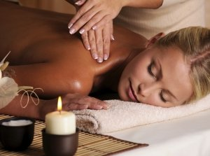 Back Massage & Dermalogica Facial only €99, Buff Day Spa Co. Dublin