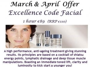 Excellence Code Facial, The Peninsula Spa, Dingle Skellig Hotel Co. Kerry