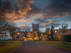 The SPA at Kilronan Castle 6