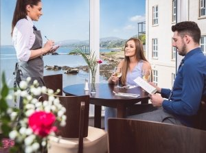 All Inclusive Luxurious Redcastle Retreat, Redcastle Oceanfront, Golf & Hotel Spa Co. Donegal