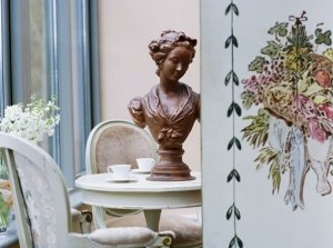Sweet Red Rose Organic Facial, The Victorian Treatment Rooms at Castle Leslie Estate Co. Monaghan