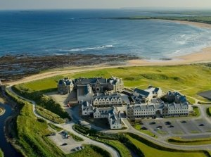WIN! A Spa Break for 2 Worth €710 at 5* Trump International Golf Links & Hotel, Doonbeg