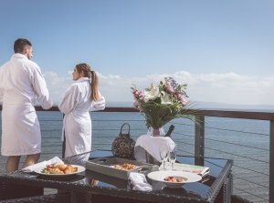WIN! Spa Exprience and Sparkling Afternoon Tea by The Sea for 2 Worth €160