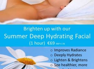 Hydralessence Visage, The Peninsula Spa, Dingle Skellig Hotel Co. Kerry