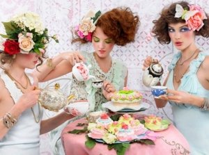 Afternoon Tea For All, Shore Island Spa Co. Galway