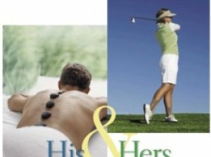 His 'n Hers - Golf or Pamper?, The Wells Spa Co. Wicklow