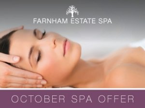 October Special Offer €109, Farnham Estate Spa Co. Cavan